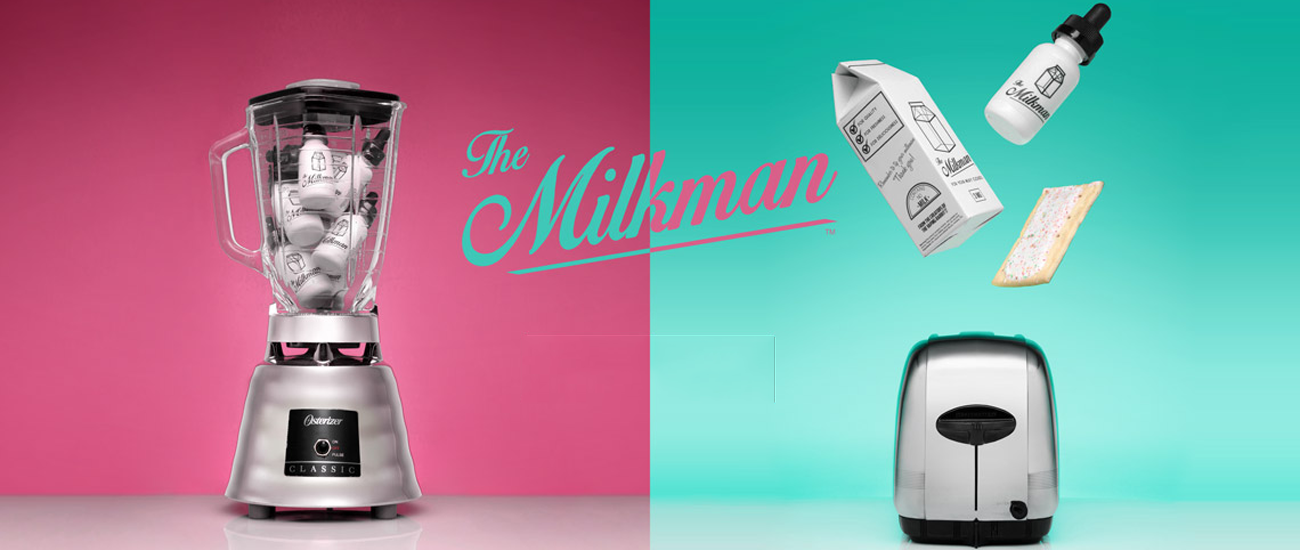 Liquido Vanilla - The MilkMan eLiquid
